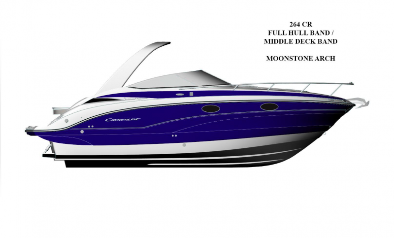2022 Crownline 264 CR