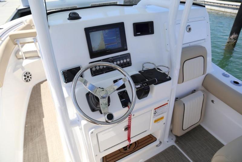 2022 Sea Fox Boat 249 Avenger