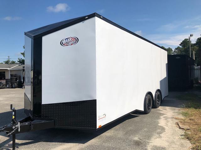 2020 Spartan 8.5x20 TA Car / Racing Trailer