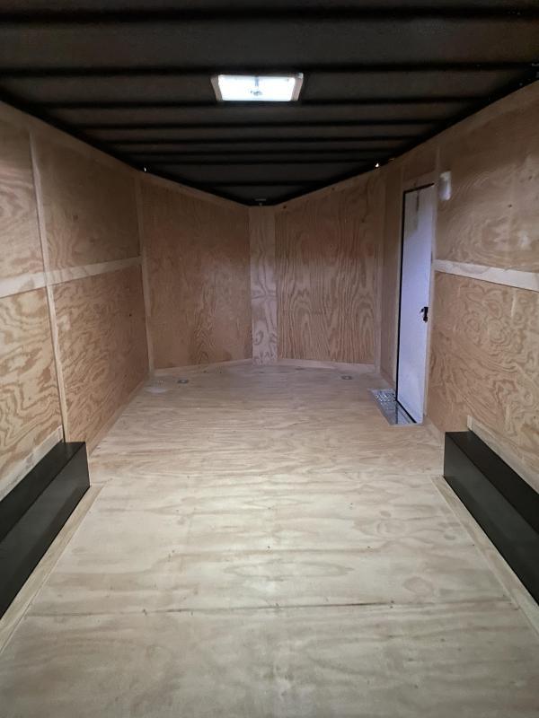 2021 Spartan Cargo 8.5x20 TA Gray Enclosed Cargo Trailer