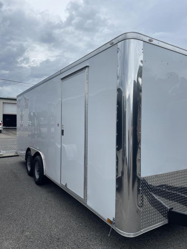 2022 Spartan Cargo 8.5x20TA3 Enclosed Cargo Trailer