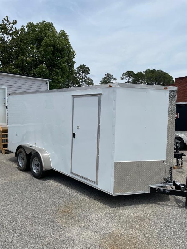 2021 South Georgia 7X16TA2 Enclosed Cargo Trailer