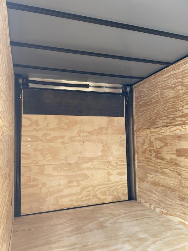 2022 Spartan Cargo 7x14TA Blackout Enclosed Cargo Trailer