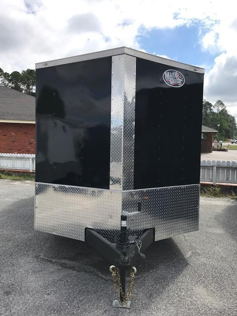 2020 Diamond Cargo 7x16 TA Motorcycle Trailer