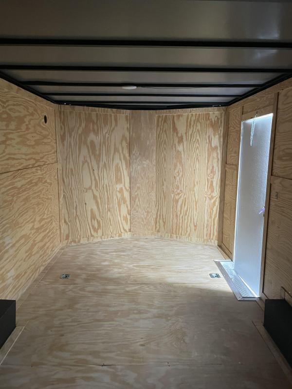 2022 Titanium 8.5x16TA Enclosed Cargo Trailer