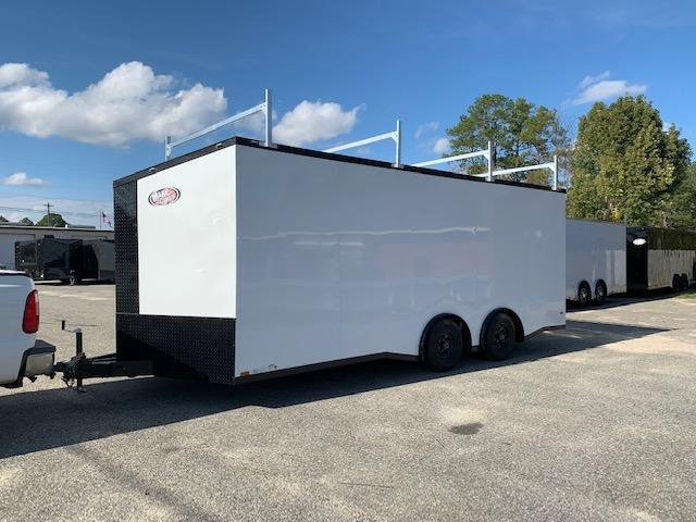 2020 Anvil 8.5x20 Ft Enclosed Cargo Trailer