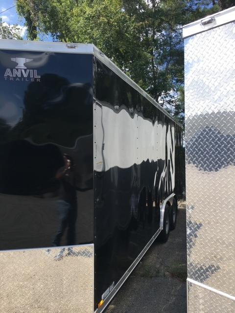 2020 Anvil 8.5x20 Enclosed Cargo Trailer