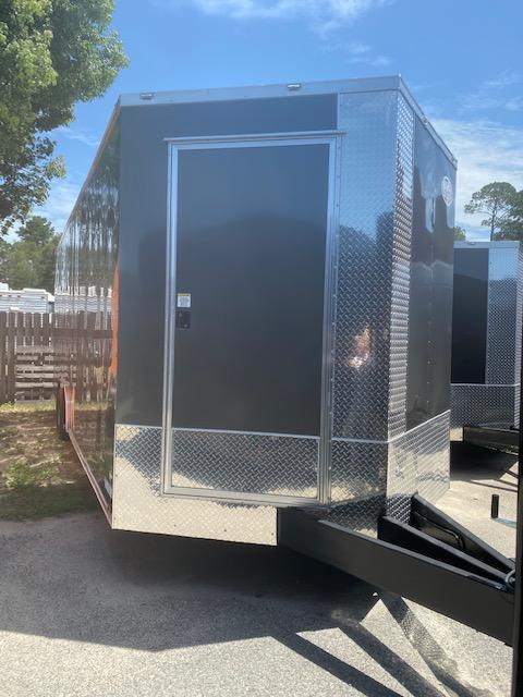 2020 Anvil 8.5x22 Enclosed Cargo Trailer