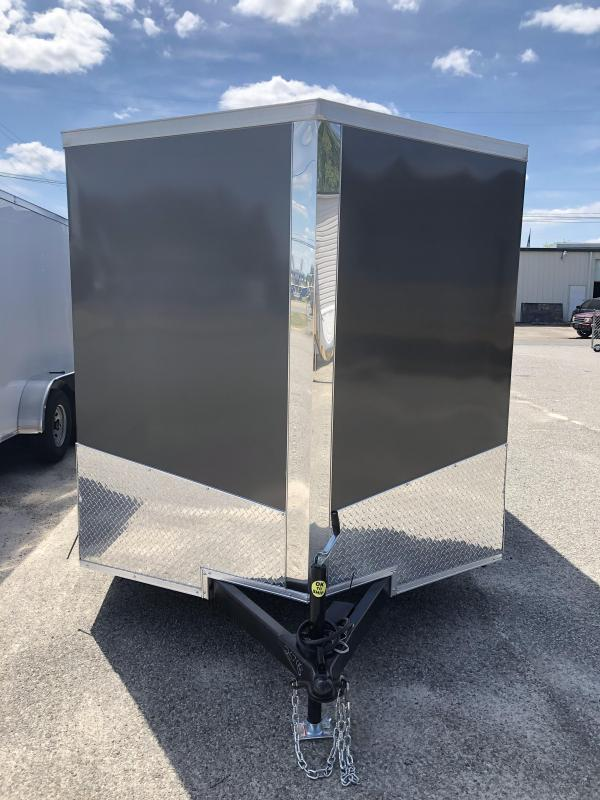 2021 Spartan Cargo 7x14TA Enclosed Cargo Trailer