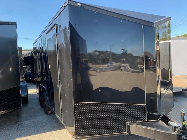 2020 Spartan Cargo 8.5x16 Enclosed Cargo Trailer
