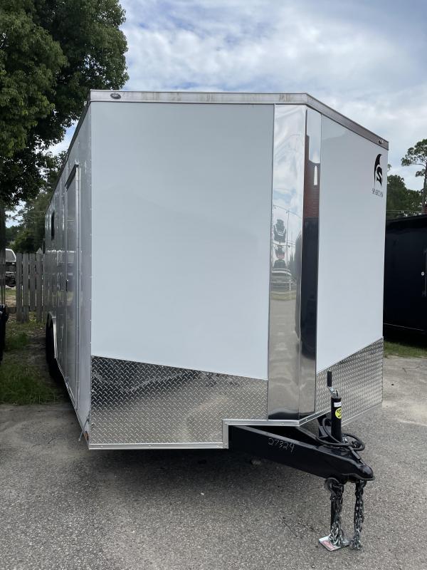 2021 Spartan Cargo 8.5x22TA3 Enclosed Cargo Trailer