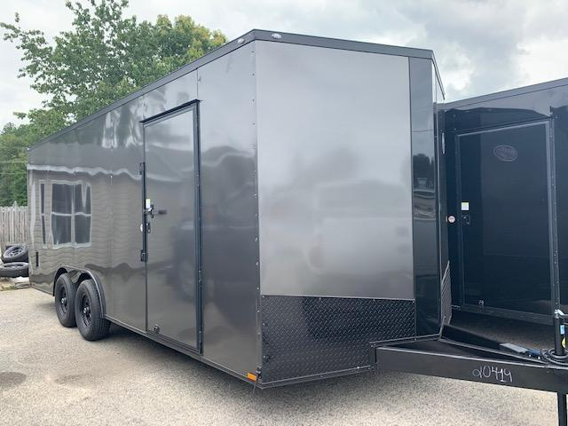2021 Spartan Cargo 8.5x20 Ft Car / Racing Trailer