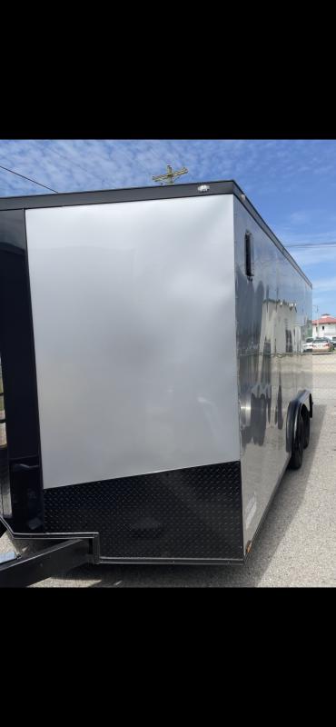 2021 Spartan Cargo 8.5x16TA Enclosed Cargo Trailer