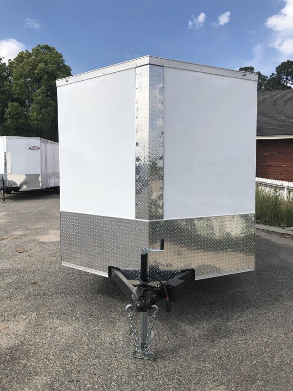 2021 Diamond Cargo 7X14TA Enclosed Cargo Trailer