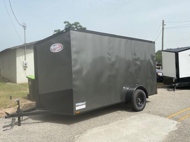 2021 Spartan Cargo 6X12 SA Enclosed Cargo Trailer