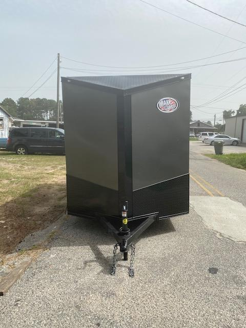 2021 Spartan Cargo 6X12 SA Enclosed Cargo Trailer