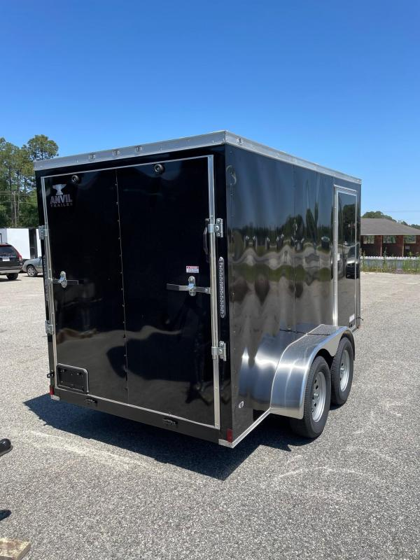 2021 Anvil 6X12TA Enclosed Cargo Trailer