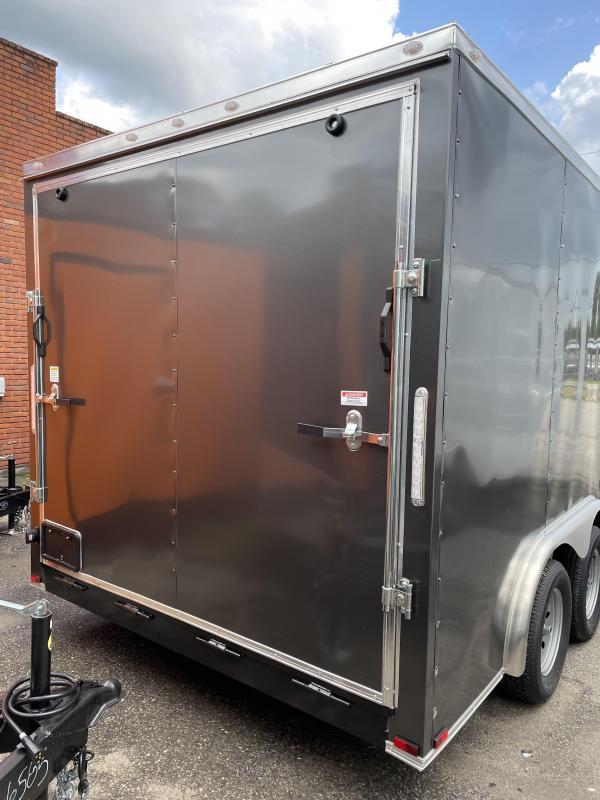 2021 Spartan Cargo 8x14TA Enclosed Cargo Trailer