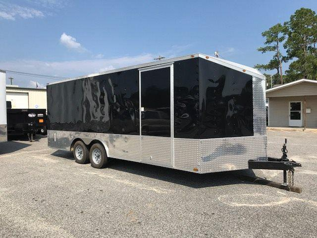 2018 Diamond Cargo 8.5 x20 TA Enclosed Cargo Trailer