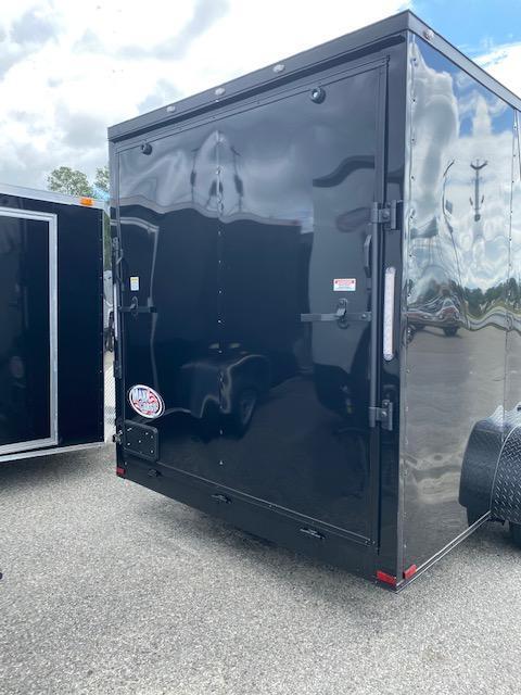 2021 Spartan Cargo 7x16 Ft Enclosed Cargo Trailer