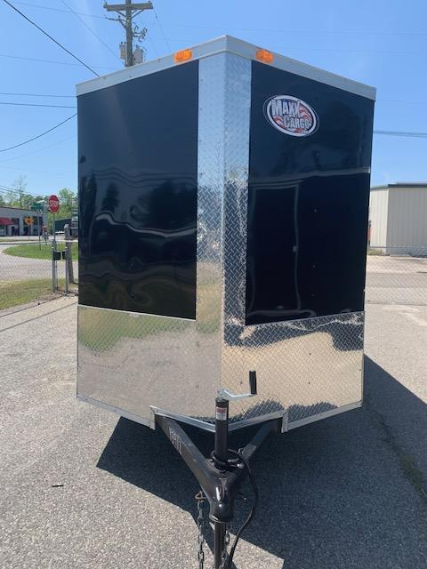 2021 South Georgia 6x12 SA Enclosed Cargo Trailer