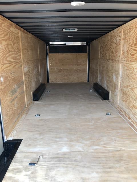 2019 Diamond Cargo 8.5x26 Snowmobile Trailer