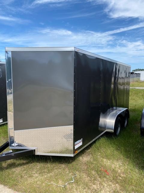 2021 Spartan Cargo 7x14 Enclosed Cargo Trailer