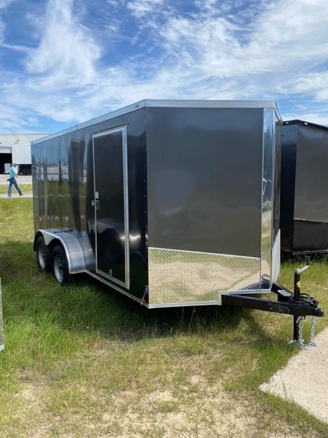 2021 Spartan Cargo 7x14 Enclosed Cargo Trailer