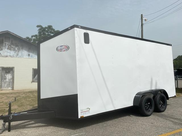2021 Spartan Cargo 7x16 Ft Enclosed Cargo Trailer