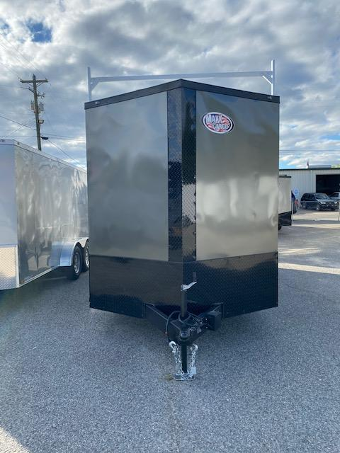 2021 Anvil 7x16 Enclosed Cargo Trailer