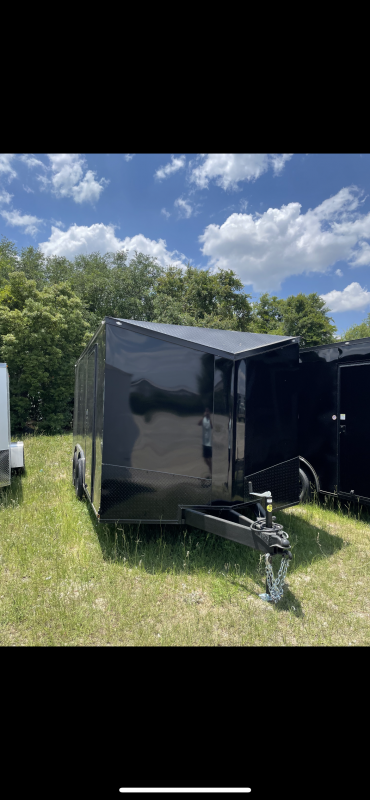 2021 Spartan Cargo 8.5x16TA3 Enclosed Cargo Trailer