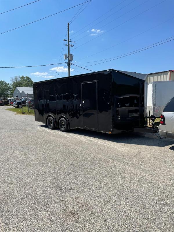 2022 Spartan Cargo 8.5x20TA Car / Racing Trailer