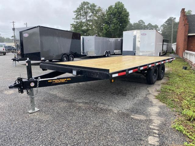 2021 MidSouth 8X18 Equipment Trailer