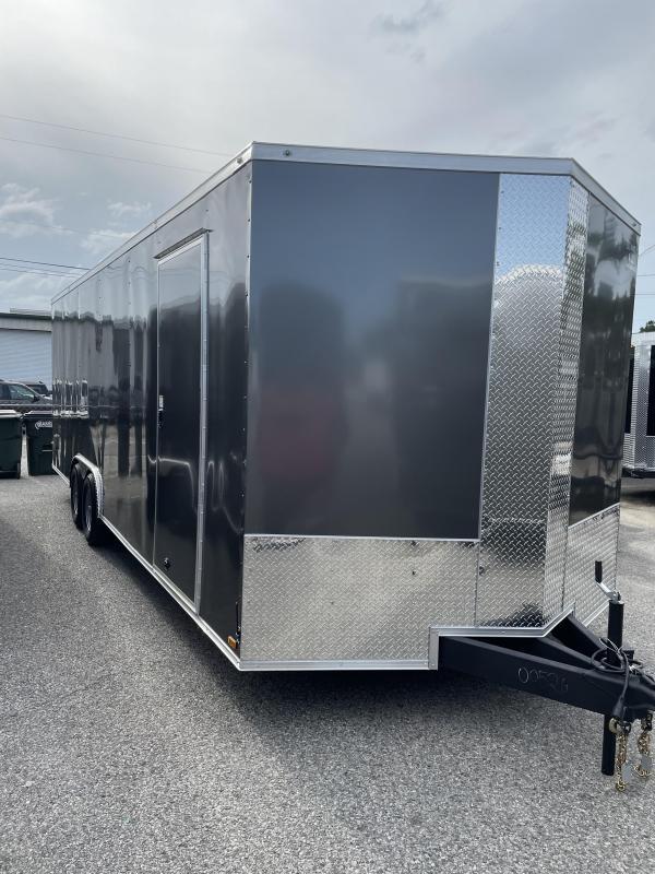 2022 Titanium 8.5x24TA3 Enclosed Cargo Trailer