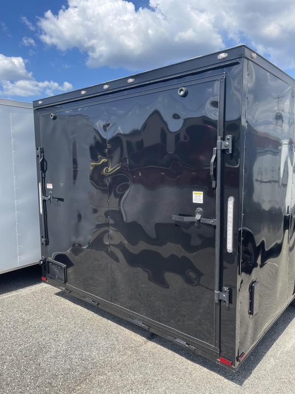 2021 Spartan Cargo 8.520TA Blackout Package Enclosed Cargo Trailer