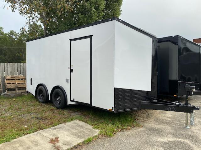 2021 Spartan Cargo 8.5x16 Car / Racing Trailer