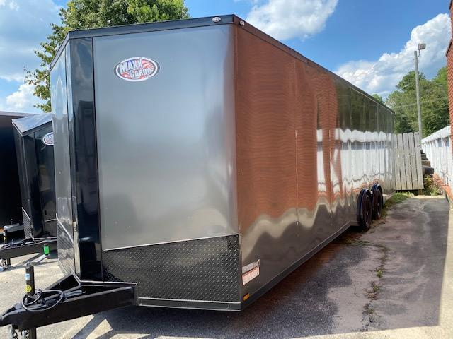 2021 Spartan Cargo 8.5x28 Car / Racing Trailer