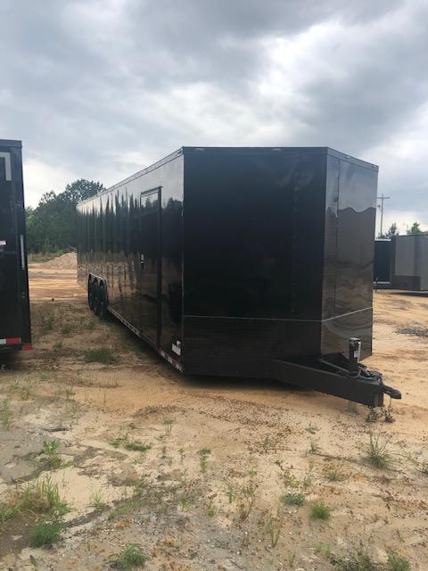 2020 Anvil 8.5x34TTA3 Car / Racing Trailer