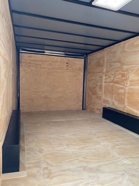 2021 Spartan Cargo 8.5x20 Enclosed Cargo Trailer