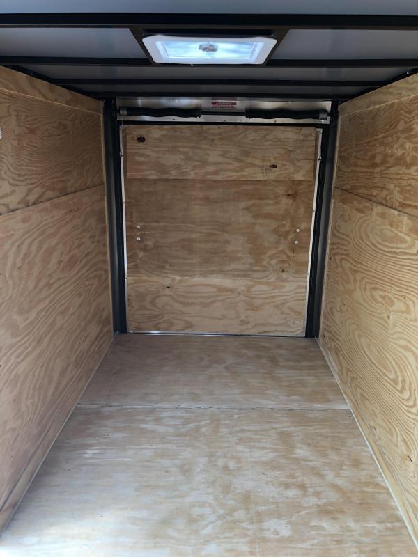 2021 South Georgia 6x12SA Enclosed Cargo Trailer