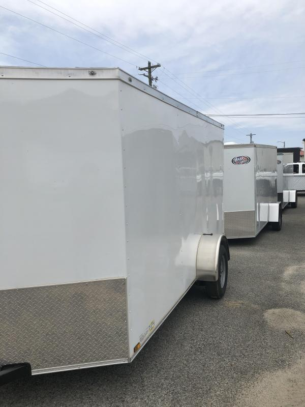 2021 South Georgia 6x12SA Enclosed Cargo Trailer