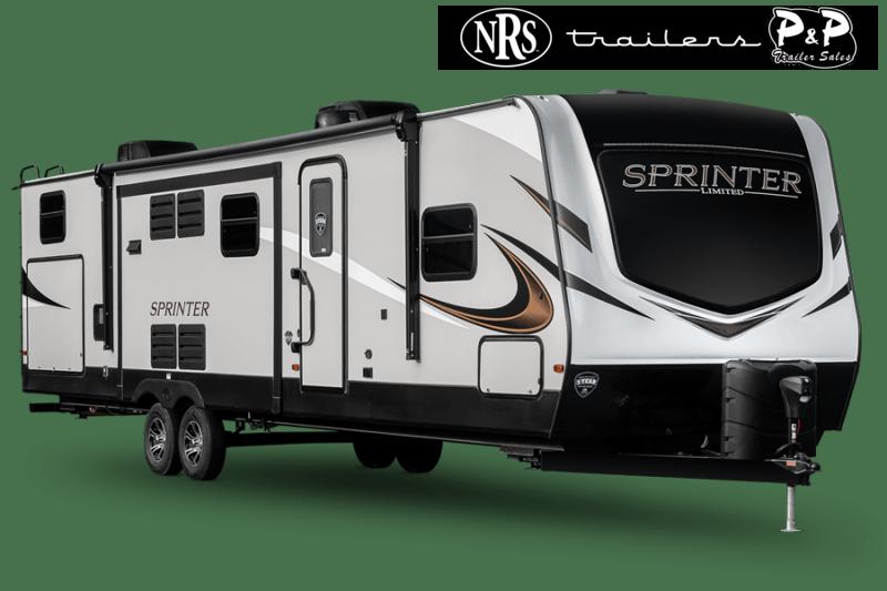 2021 Keystone RV Sprinter Limited 320MLS 36 ' Travel Trailer RV