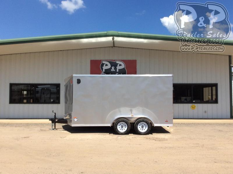 2021 RC Trailers 7X14TA2 Enclosed Cargo Trailer