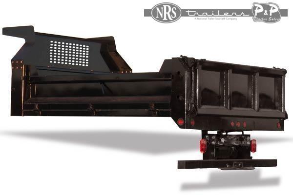 CM DB Steel Dump Truck Bed