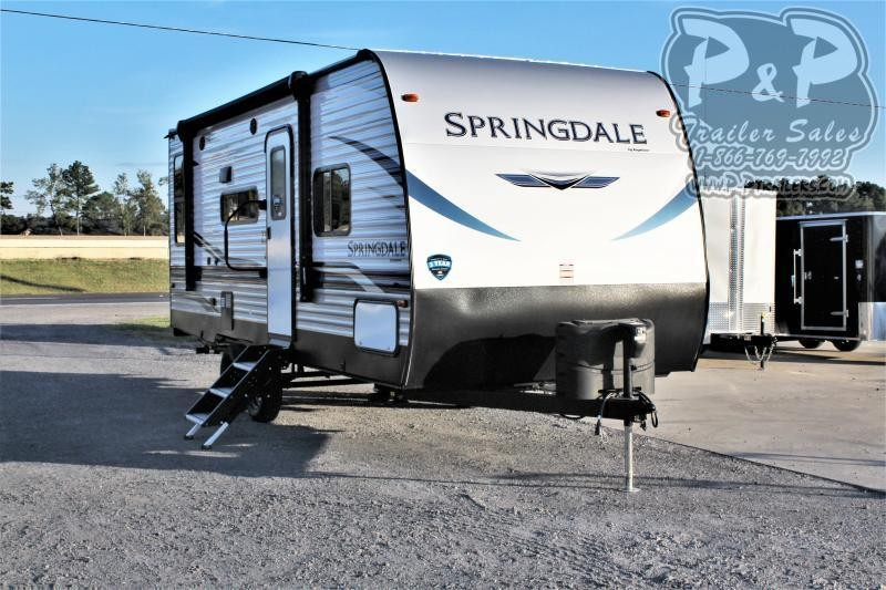 2021 Keystone RV Springdale 202RD 21 ' Travel Trailer RV