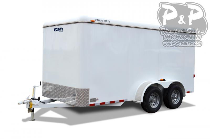 2021 CM Cargo Mate Enclosed Cargo Trailer
