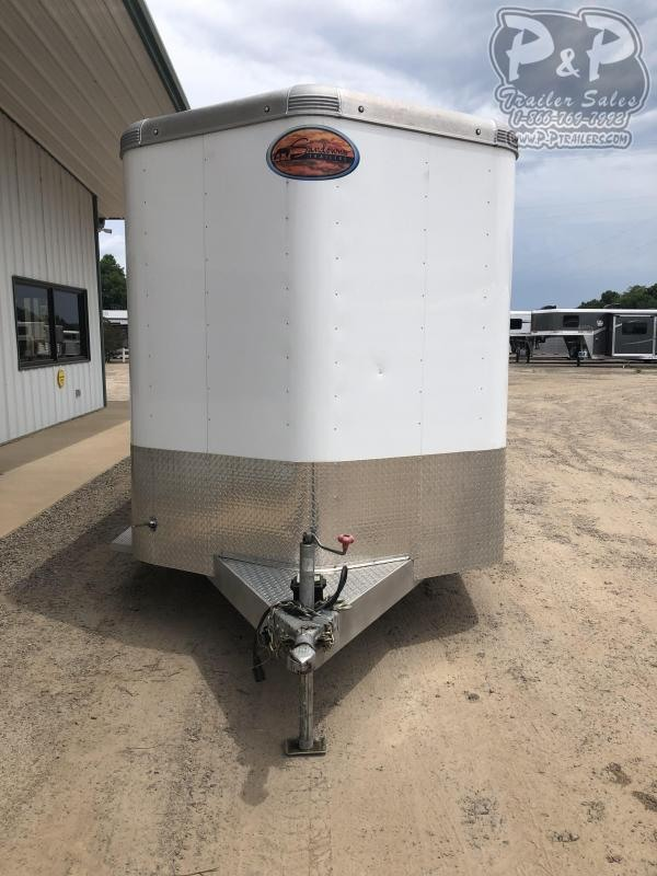 2017 Sundowner Trailers 3H SUPER SPORT 3 Horse Slant Load Trailer