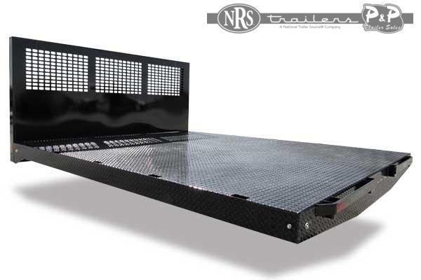CM PLS Steel Platform Truck Bed