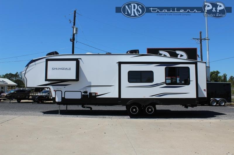 2021 Keystone RV Springdale 302FWRK 33 ' Fifth Wheel Campers RV