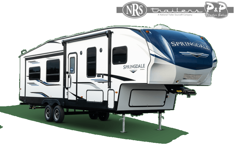 2021 Keystone RV Springdale 302FWRK 33 ' Fifth Wheel Campers RV
